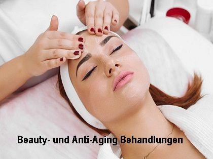 Beauty und Anti-Aging Behandlungen